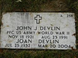 John J Devlin