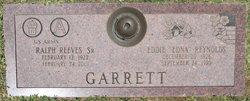 Ralph Reeves Garrett, Sr