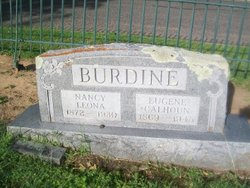Eugene Calhoun Burdine
