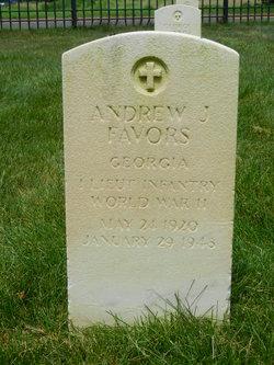 Andrew J Favors