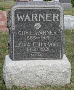 Guy Leon Warner