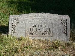 Julia M Lee