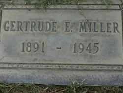 Gertrude Ethel <I>Clive</I> Miller