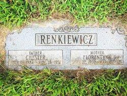 """Chester """"Czeslaw"""" Renkiewicz"""