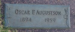 Oscar F Augustson Jr.