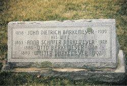 John Detrich Barkemeyer
