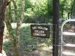 Dry Hollow Collier Cemetery