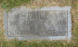 Timothy Verne Paige