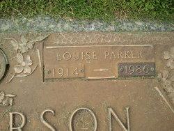 Alma Louise <I>Parker</I> Henderson