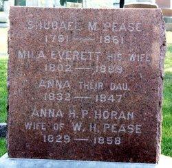 Anna H.P. <I>Horan</I> Pease