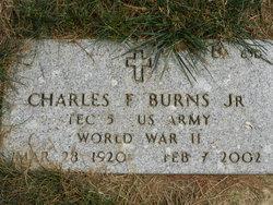 Charles F Burns, Jr