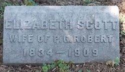 Elizabeth <I>Scott</I> Robert