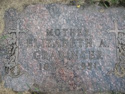 Elizabeth L <I>Altermatt</I> Grabinger