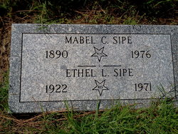Mabel Claire <I>Giroux</I> Sipe