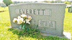 Garnett <I>Goodner</I> Everett