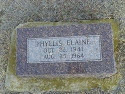 Phyllis Elaine <I>Oller</I> Benson