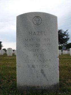 Hazel E. <I>Moon</I> Bastedo