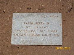 Ralph Berry, Sr