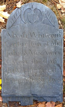 Alvah Whitcomb Carter