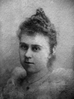 "Annie Dickerson ""Nannie"" <I>Poole</I> White"