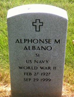 Alphonse Michael Albano