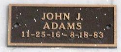 John J. Adams