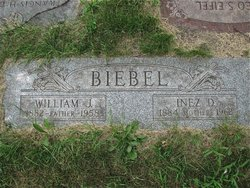 William J Biebel