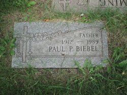 Paul P Biebel, Sr