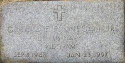 Gerard F Finnegan, Jr