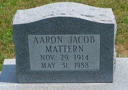 Aaron Jacob Mattern
