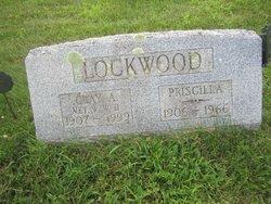 Priscilla <I>Payne</I> Lockwood