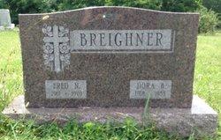 """Frederick Nevin """"Fred"""" Breighner"""