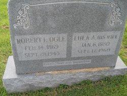 Lula A. <I>Parker</I> Ogle
