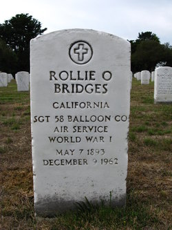 Rollie O Bridges