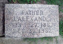 James Alexander Bell