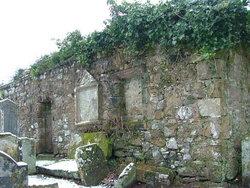 Kilbride Old Churchyard, Isle of Arran