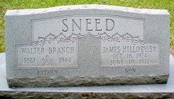 Walter Branch Sneed
