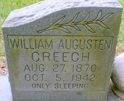 William Augusten Creech