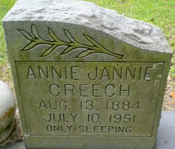 Annie Jannie Creech