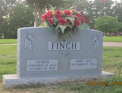 Charlie Clifton Finch, Jr