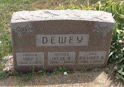 Richard Burton Dewey