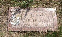 Ruth Mary Dodge