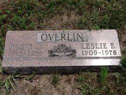 Leslie E. Overlin