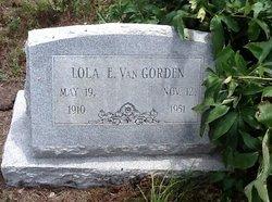 Lola E. Van Gorden