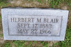 Herbert McClaskey Blair