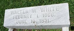 Walter Watt White, Sr