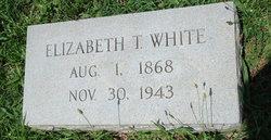 Elizabeth Eugenia <I>Thornely</I> White
