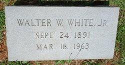 Walter Watt White, Jr
