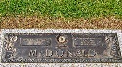 Grace <I>Martin</I> McDonald