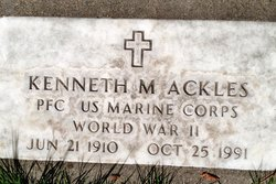 Kenneth McPherson Ackles Sr.